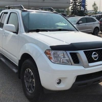 Nissan Frontier (2005-up)<br>FormFit Hood Protector
