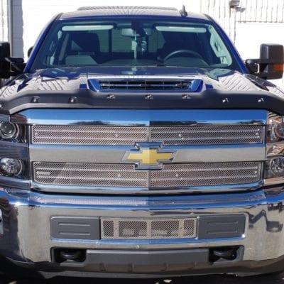 Chevrolet Silverado HD 2500/3500 Diesel (2017-2019) Textured Tough Guard