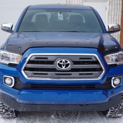Toyota Tacoma (2016-2019) <br>Textured Tough Guard