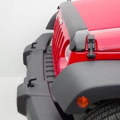 Jeep Wrangler JK (2007-2018) <br>FormFit Hood Protector