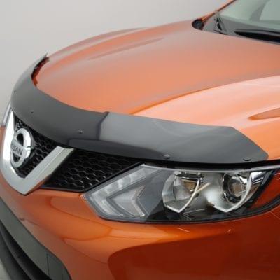 Nissan Rogue Sport / Qashqai <br>(2017-up) FormFit Hood Protector