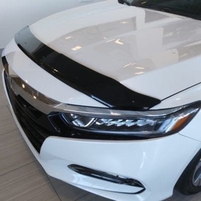 Honda Accord 4-Door (2018-up) FormFit Hood Protector