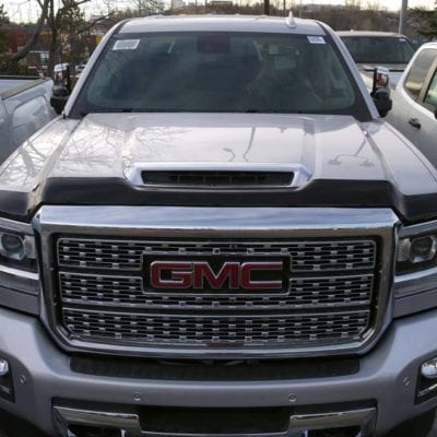 GMC Sierra 2500/3500 Diesel Model (2017-up) FormFit Hood Protector