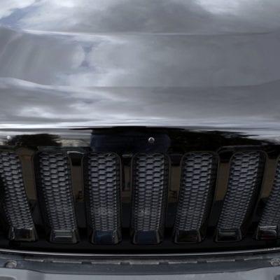 Jeep Wrangler JL (2018-Up) <br>FormFit Hood Protector