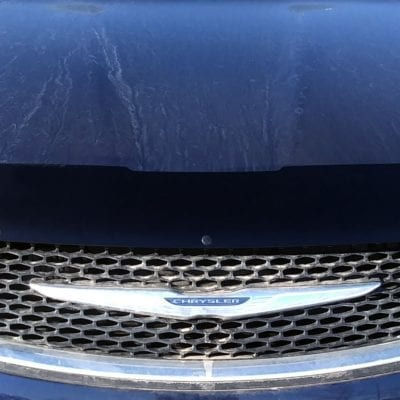 Chrysler Pacifica (2017-2019)<br>FormFit Hood Protector