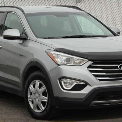 Hyundai Santa Fe (2013-2018) FormFit Hood Protector