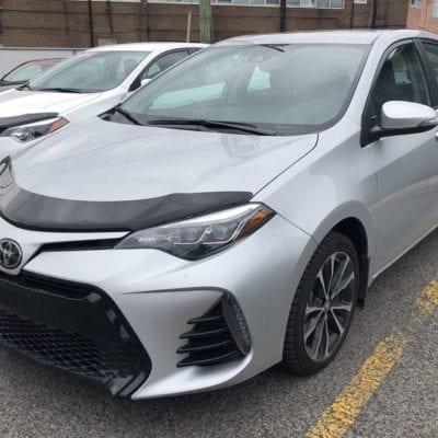 Toyota Corolla (2014-Up)FormFit Hood Protector