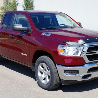 Dodge RAM 1500 (2019-up) Textured Tough Guard