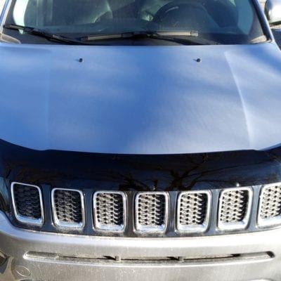 Jeep Compass (2017-Up)<br>FormFit Hood Protector