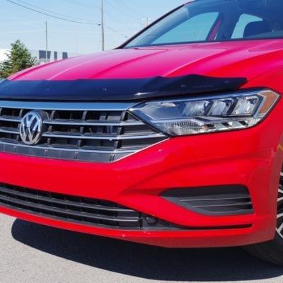 Volkswagen Jetta (2019-Up)FormFit Hood Protector