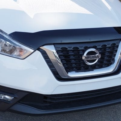 Nissan Kicks (2018-Up) FormFit Hood Protector