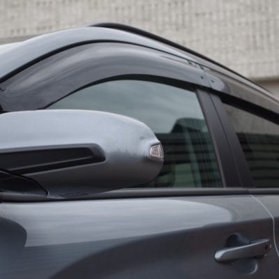 Hyundai Kona (2018-Up)<br>FormFit Side Window Visors