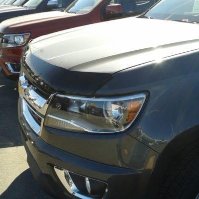 Chevrolet Colorado (2015-2019) FormFit Hood Protector