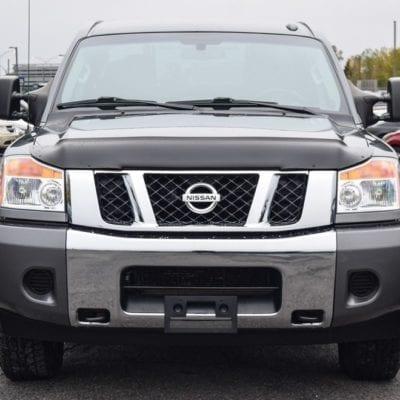 Nissan Titan (2004-2015)<br>FormFit Hood Protector