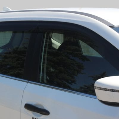 Nissan Rogue (2014-Up)<br>FormFit Side Window Visors