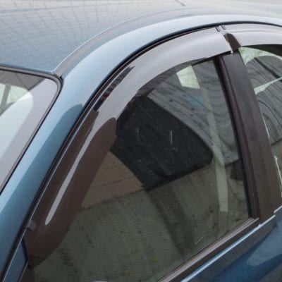 Nissan Micra (2014-Up)<br>FormFit Side Window Visors