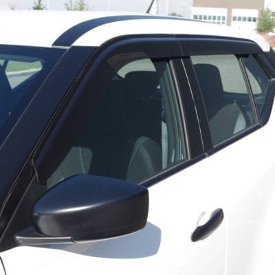 Nissan Kicks (2018-Up)FormFit Side Window Visors