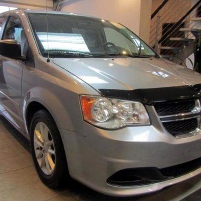 Dodge Caravan (2011-2018)FormFit Hood Protector