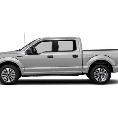 Ford F150 (2015-Up) Tough Visor Super Crew Cab Only