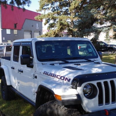 Jeep Gladiator (2018-Up) Tough Guard