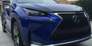 Lexus NX 200t-300h-2015-Hood Deflector